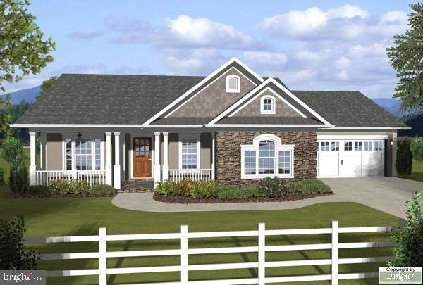 LOT 4 Bobbitt Lane, CULPEPER, VA 22701 (#VACU142248) :: The Sky Group