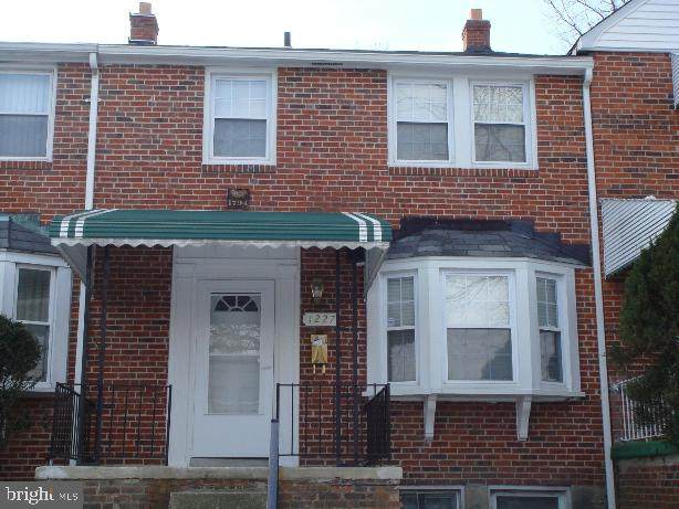 1227 Winston Avenue, BALTIMORE, MD 21239 (#MDBA520356) :: Charis Realty Group