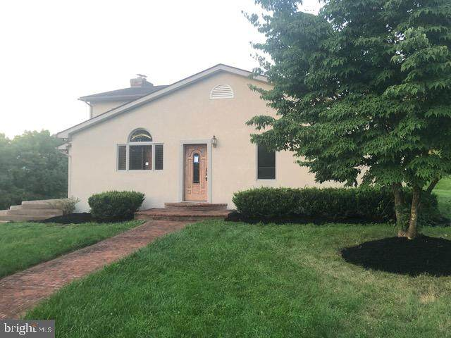 10011 Baltimore National Pike, MYERSVILLE, MD 21773 (#MDFR268964) :: Corner House Realty
