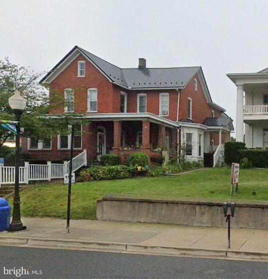 124 E Main Street, FROSTBURG, MD 21532 (#MDAL134934) :: The Riffle Group of Keller Williams Select Realtors