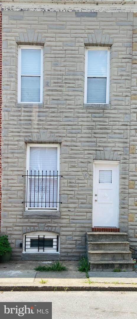 226 Rose Street N, BALTIMORE, MD 21205 (#MDBA520454) :: Advon Group