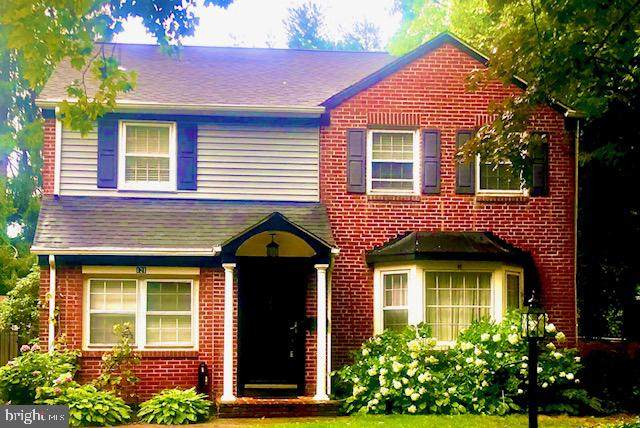 121 Lenape Road, CHERRY HILL, NJ 08002 (#NJCD400256) :: Keller Williams Realty - Matt Fetick Team