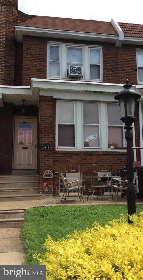 3415 Shelmire Avenue, PHILADELPHIA, PA 19136 (#PAPH925380) :: Keller Williams Realty - Matt Fetick Team