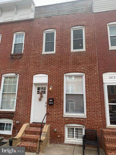 1413 Lowman Street, BALTIMORE, MD 21230 (#MDBA520838) :: SP Home Team