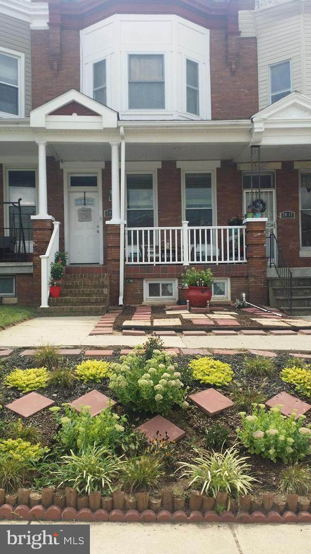 2013 E 31ST Street, BALTIMORE, MD 21218 (#MDBA520892) :: AJ Team Realty