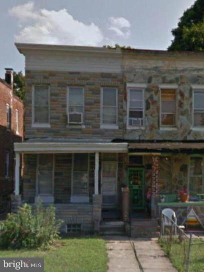 3219 Westwood Avenue, BALTIMORE, MD 21216 (#MDBA521082) :: The Redux Group