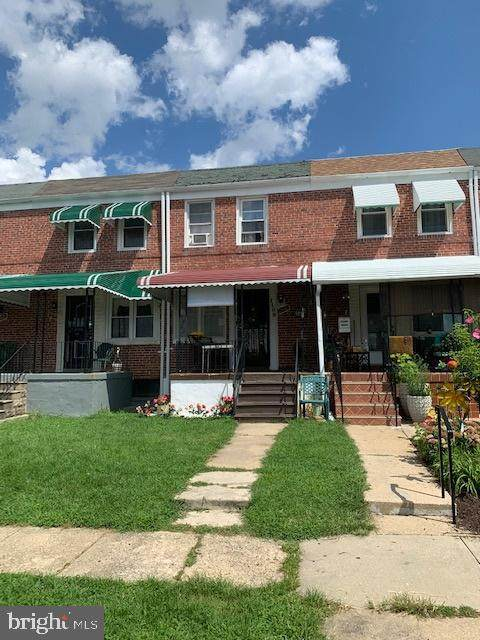 1109 N Wheeler Avenue, BALTIMORE, MD 21216 (#MDBA521400) :: Great Falls Great Homes