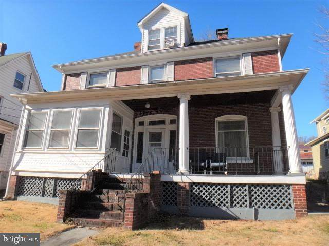 11019 Old Mount Savage Road NW, LAVALE, MD 21502 (#MDAL135010) :: The Redux Group