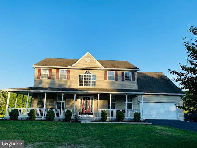 505 Glenwood Drive, GETTYSBURG, PA 17325 (#PAAD112894) :: Iron Valley Real Estate