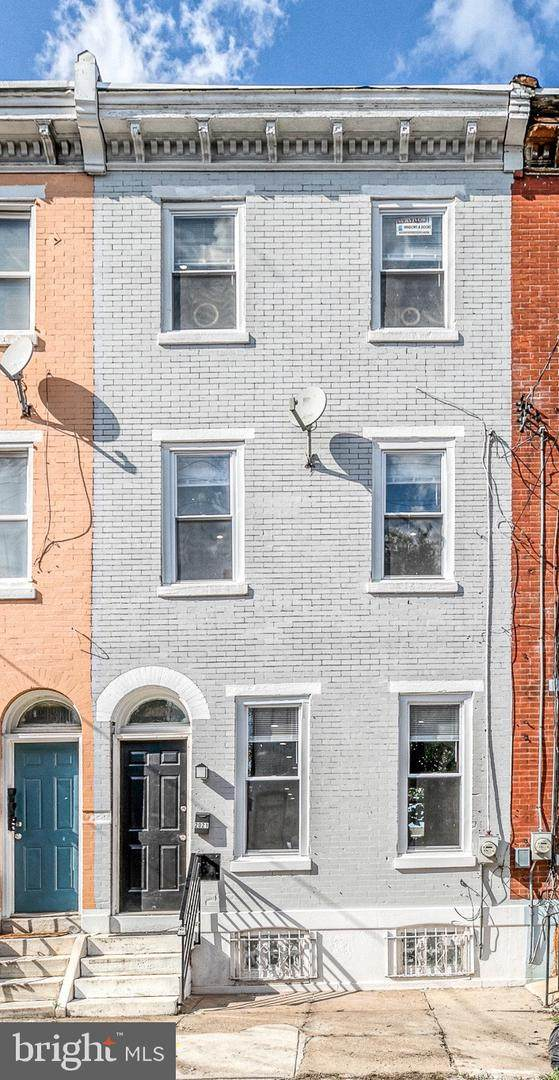 2021 W Oxford Street, PHILADELPHIA, PA 19121 (#PAPH928306) :: Better Homes Realty Signature Properties