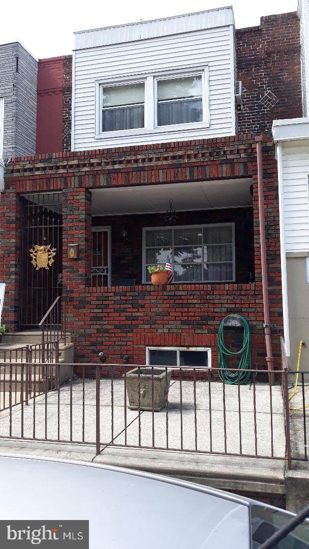 2526 S Carroll Street, PHILADELPHIA, PA 19142 (#PAPH928582) :: Better Homes Realty Signature Properties