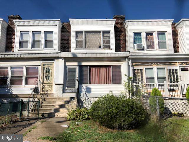 2420 S Edgewood Street, PHILADELPHIA, PA 19142 (#PAPH928590) :: Linda Dale Real Estate Experts