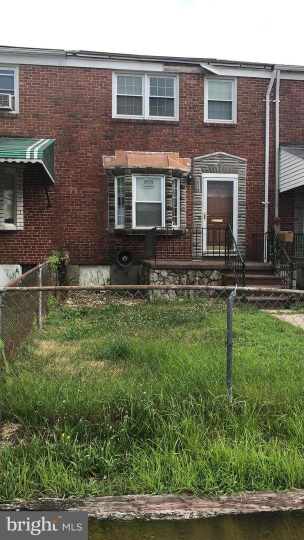 1017 Arncliffe Road, BALTIMORE, MD 21221 (#MDBC504362) :: AJ Team Realty