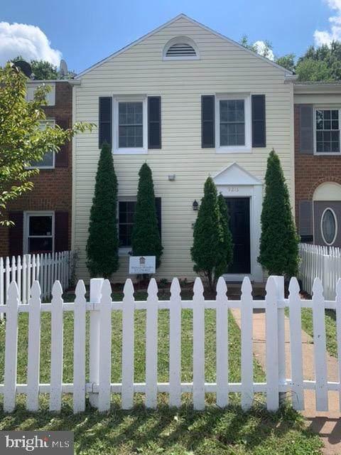 9215 Byrd Drive, MANASSAS, VA 20110 (#VAMN140296) :: The MD Home Team