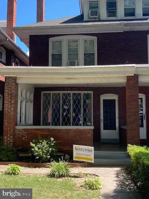 1103 N 16TH Street, HARRISBURG, PA 17103 (#PADA125090) :: Century 21 Home Advisors