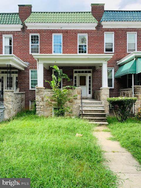 2304 Wichita Avenue, BALTIMORE, MD 21215 (#MDBA522196) :: Advon Group