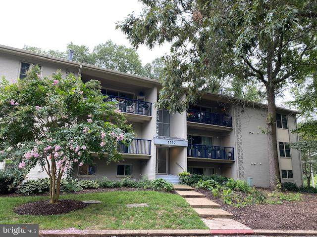 1117 Primrose Court #302, ANNAPOLIS, MD 21403 (#MDAA444996) :: Crossman & Co. Real Estate