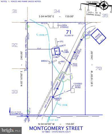 Montgomery Street Lot 71, ANNANDALE, VA 22003 (#VAFX1151968) :: Tom & Cindy and Associates
