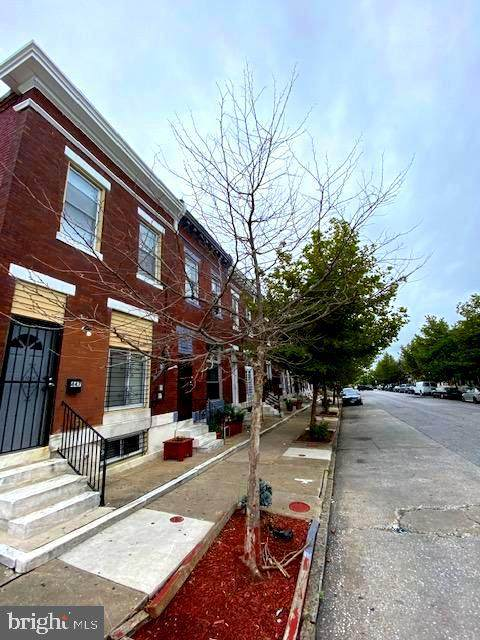 447 N Linwood Avenue, BALTIMORE, MD 21224 (#MDBA522712) :: RE/MAX Advantage Realty