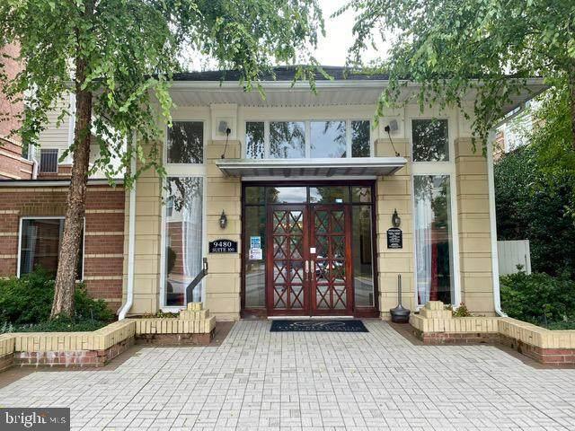 9480 Virginia Center Boulevard #412, VIENNA, VA 22181 (#VAFX1152356) :: The Riffle Group of Keller Williams Select Realtors