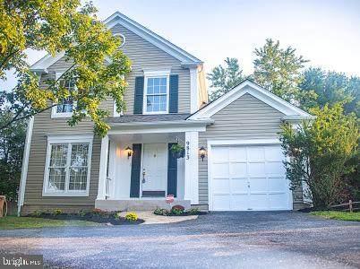 9813 Bridle Brook Drive, OWINGS MILLS, MD 21117 (#MDBC505748) :: Integrity Home Team