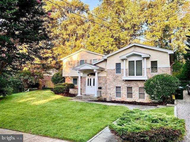 3114 Savoy Drive, FAIRFAX, VA 22031 (#VAFX1153692) :: Jennifer Mack Properties