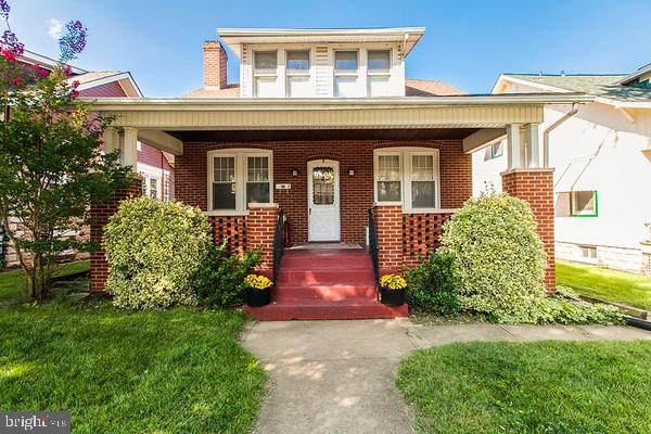 3 W 13TH Street, FREDERICK, MD 21701 (#MDFR270566) :: Crossman & Co. Real Estate
