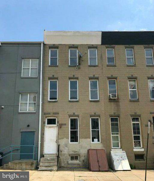 1223 N Eden Street, BALTIMORE, MD 21213 (#MDBA523838) :: Advon Group