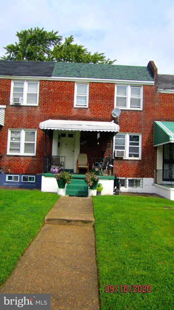 2820 E Federal Street, BALTIMORE, MD 21213 (#MDBA523958) :: SP Home Team