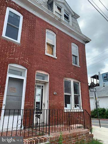 537 W Franklin Street, HAGERSTOWN, MD 21740 (#MDWA174626) :: Crossman & Co. Real Estate