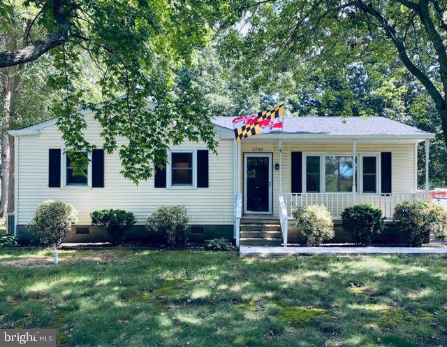 2702 Cox Neck Road, CHESTER, MD 21619 (#MDQA145268) :: Certificate Homes