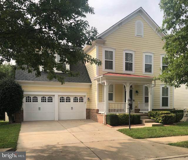 1105 Hoke Lane, FREDERICKSBURG, VA 22401 (#VAFB117790) :: Blackwell Real Estate