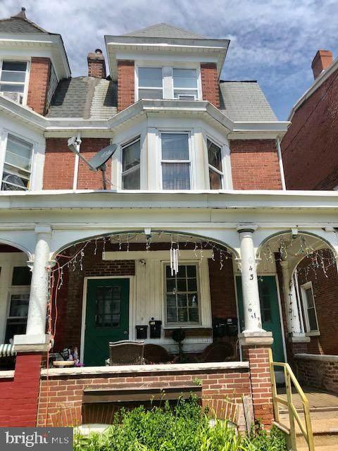 643 Stanbridge Street, NORRISTOWN, PA 19401 (#PAMC663742) :: V Sells & Associates | Keller Williams Integrity