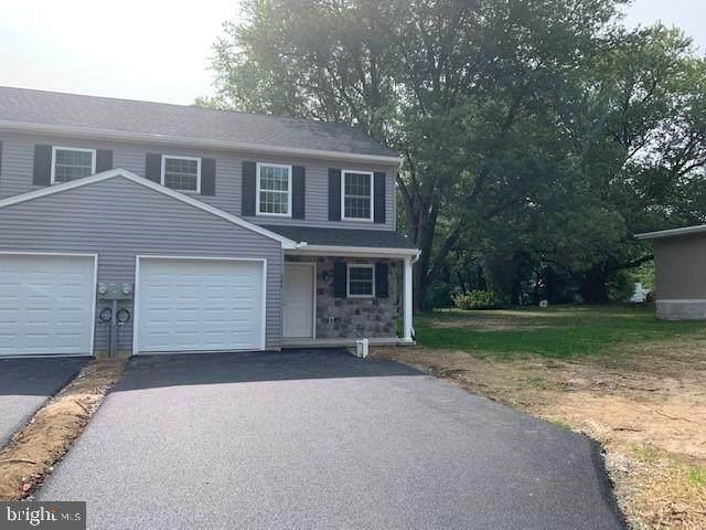 247 Walnut Street Lot 3, BAINBRIDGE, PA 17502 (#PALA170106) :: The Joy Daniels Real Estate Group