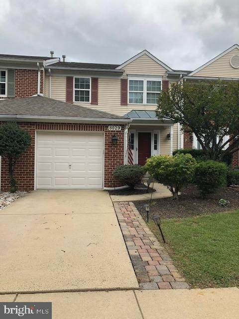 8029 Admiralty Place, FREDERICK, MD 21701 (#MDFR270802) :: AJ Team Realty