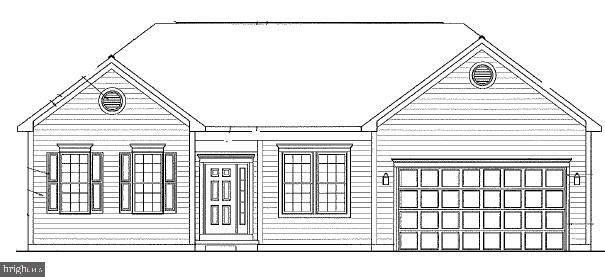 Homesite 149 Calvert Circle, BUNKER HILL, WV 25413 (#WVBE180388) :: RE/MAX Advantage Realty