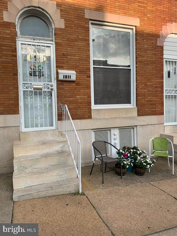 1711 N Wolfe Street, BALTIMORE, MD 21213 (#MDBA524600) :: The MD Home Team