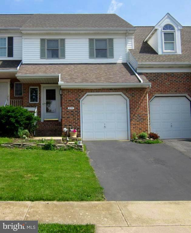 231 Providence Place, MOUNTVILLE, PA 17554 (#PALA170270) :: The Craig Hartranft Team, Berkshire Hathaway Homesale Realty