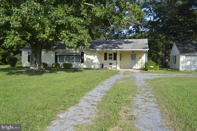 572 Burrsville Road, GREENWOOD, DE 19950 (#DEKT241968) :: Ramus Realty Group