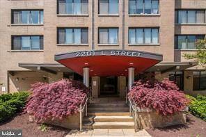2201 L Street NW #606, WASHINGTON, DC 20037 (#DCDC487434) :: Jennifer Mack Properties