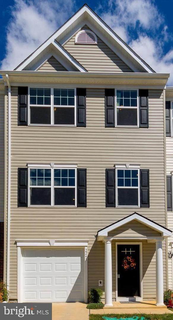 2243 Mallard Landing Drive, FREDERICKSBURG, VA 22408 (#VASP225374) :: Crossman & Co. Real Estate
