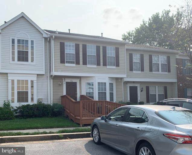 134 Royalty Circle, OWINGS MILLS, MD 21117 (#MDBC506986) :: The MD Home Team