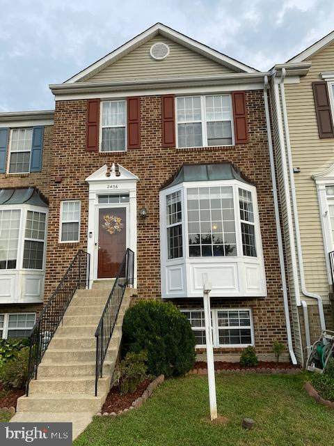 2406 Sandwich Court, CROFTON, MD 21114 (#MDAA447074) :: Team Caropreso