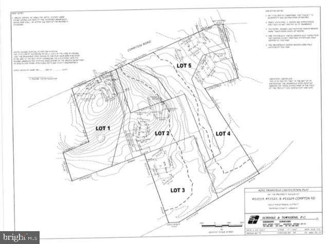 15119 Compton Road, CENTREVILLE, VA 20121 (#VAFX1156248) :: The Vashist Group