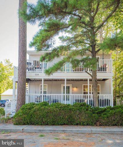 504 Seaweed Lane C, OCEAN CITY, MD 21842 (#MDWO116968) :: The Piano Home Group