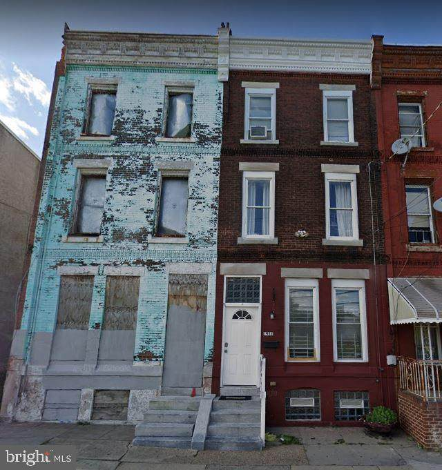 1913 W Norris Street, PHILADELPHIA, PA 19121 (#PAPH937060) :: Bob Lucido Team of Keller Williams Integrity