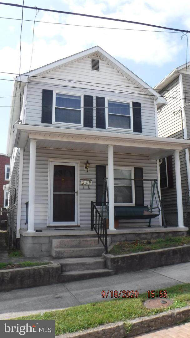 229 Oak Street, CUMBERLAND, MD 21502 (#MDAL135292) :: AJ Team Realty