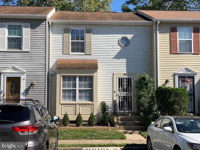 2867 Lester Lee Court, FALLS CHURCH, VA 22042 (#VAFX1156554) :: Debbie Dogrul Associates - Long and Foster Real Estate