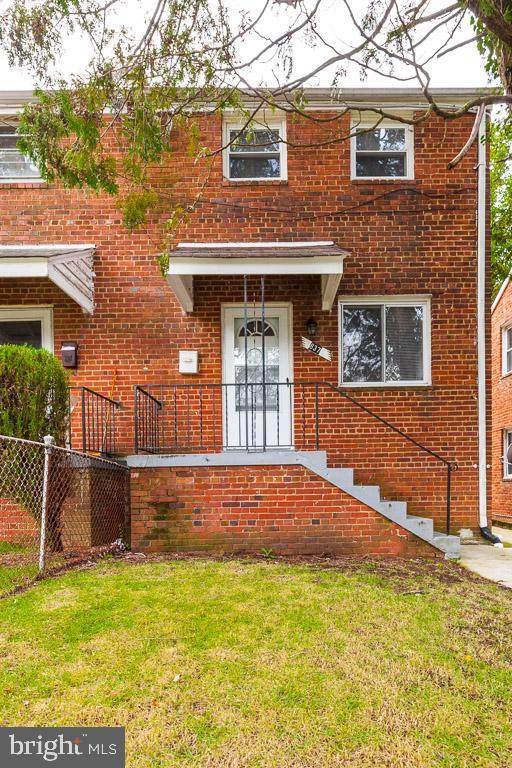 837 Adrian Street SE, WASHINGTON, DC 20019 (#DCDC487982) :: Ultimate Selling Team