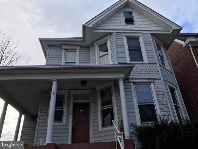 520 Beall Street, CUMBERLAND, MD 21502 (#MDAL135304) :: Dart Homes